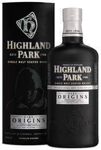 Highland Park Scotch Single Malt Dark Origins 750ml